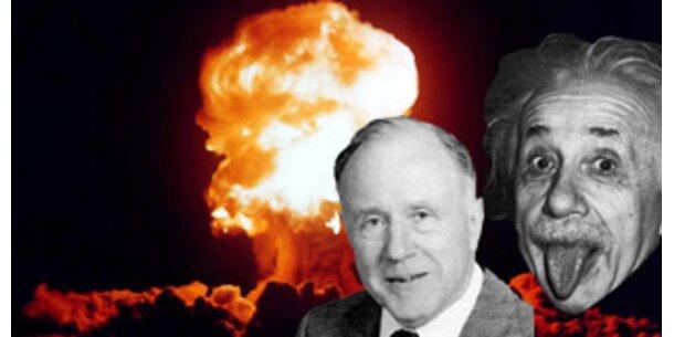 Miterfinder der Atombombe 96-jährig gestorben