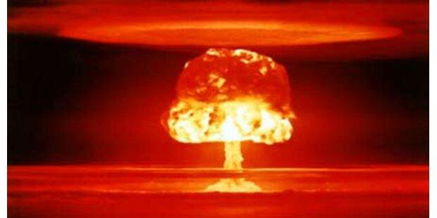 Burmesische Junta arbeitet an Atomwaffen