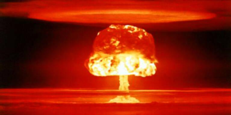 Atombombe - Symbolbild