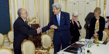 Treffen der Vertragspartner des Iran-Atomdeals in Wien am Sonntag