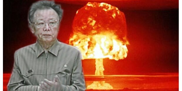 Nordkorea droht USA mit Atomschlag