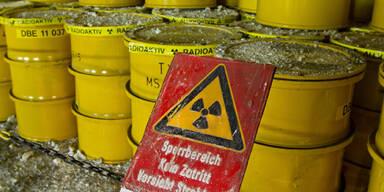 Atommüll-Deponie