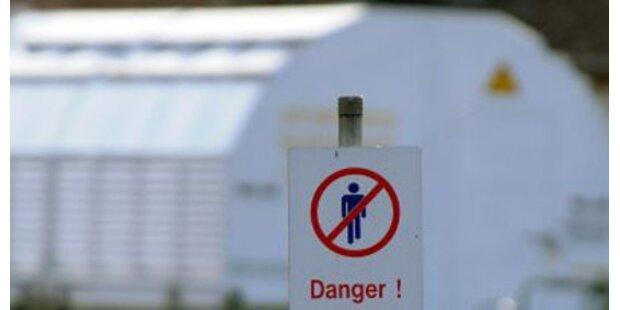 Tschechen-Atommülllager nahe OÖ-Grenze