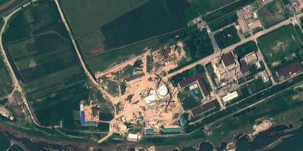 Nordkorea: Atomreaktor offenbar wieder aktiv