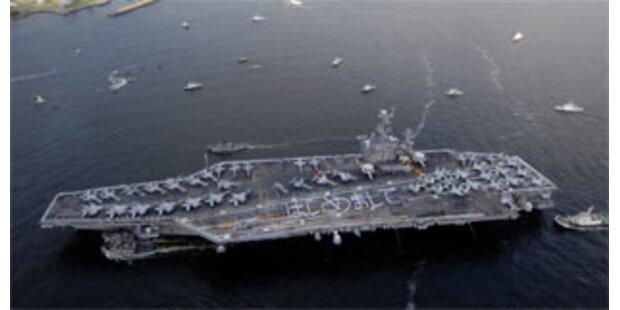 USA stationieren Atom-Schiff vor Japan