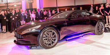 Aston Martin hat neuen Großaktionär
