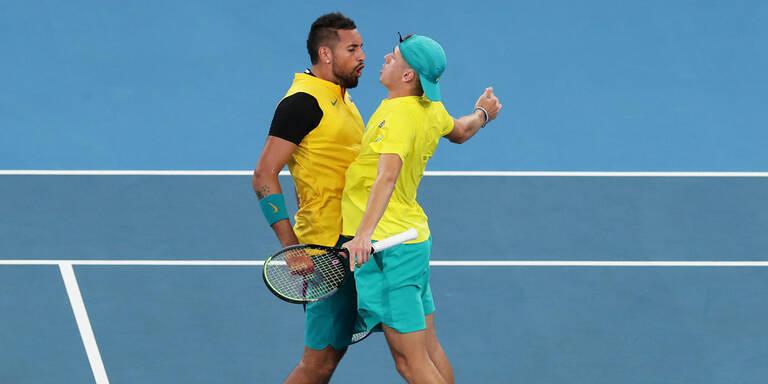Gastgeber Australien steht im Halbfinale