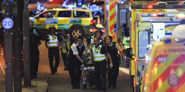 50 Schüsse stoppten die Angreifer