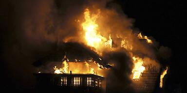 Feuerdrama in Wilten: 3 Verletzte