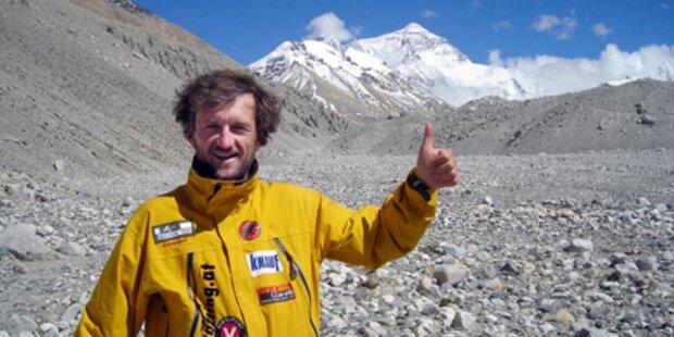 Stangl will Gipfel weiterhin erklimmen