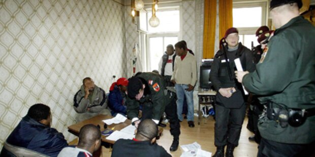 Sozialhilfe und Jobs nur für Straftäter