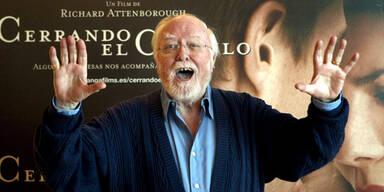 Filmregisseur Richard Attenborough ist tot