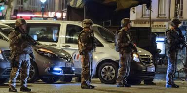 Wer waren die Attentäter von Paris?