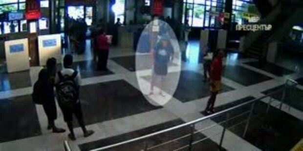 Bulgarien: Attentäter auf Überwachungsvideo