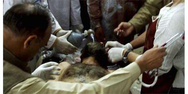 Selbstmordanschlag fordert 16 Tote