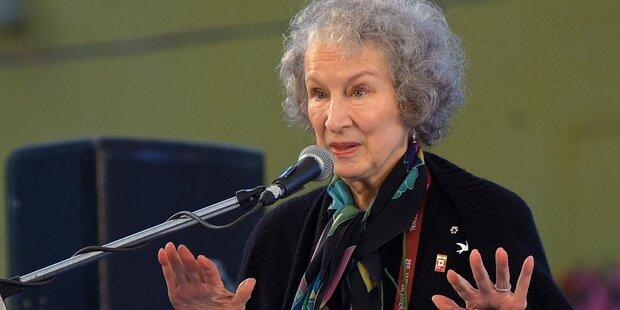 Friedenspreis des Buchhandels an Atwood