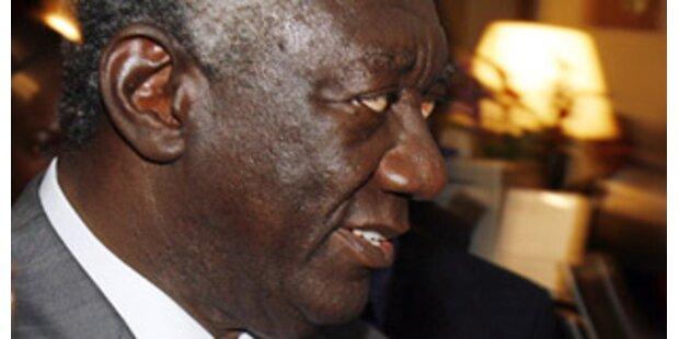 Afrikanische Union fordert Dialog in Kenia