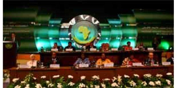 AU-Gipfel fordert Einheitsregierung in Simbabwe