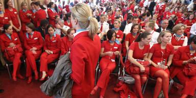 AUA Betriebsversammlung