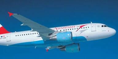 AUA Airbus A319
