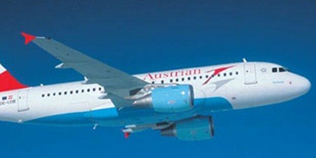 AUA-Airbus: Umkehr wegen ISIS-Krieg