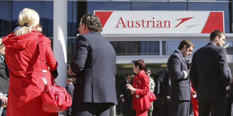 AUA sucht Flugbegleiter in Asien