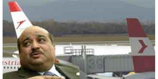 Scheich weist Irak-Gerüchte zurück