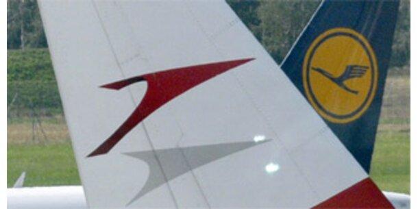 Lufthansa-Angebot für AUA trotz Verlusten