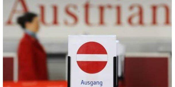 AUA kündigt 150 Mitarbeiter