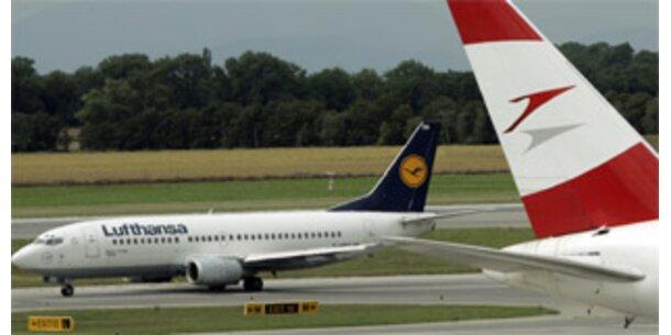 Lufthansa legte Angebot für die AUA