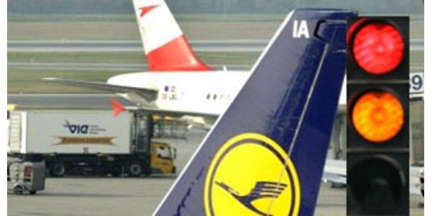 Brüssel hegt Zweifel an LH-AUA-Übernahme