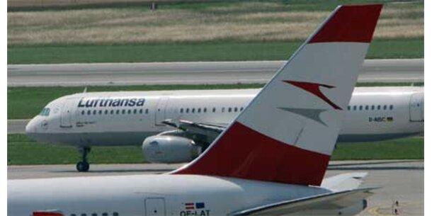 Lufthansa schwört AUA auf Sparkurs ein