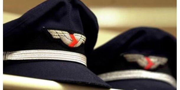 Keine Jobs mehr für Piloten