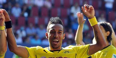 BVB mit 4:0 - Hertha-Comeback geglückt
