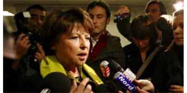 Aubry ist neue Chefin von Frankreichs Sozialisten