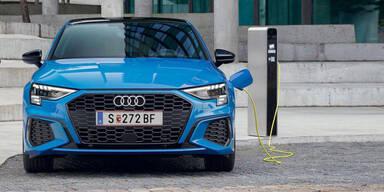 Neuer Audi A3 startet als Plug-in-Hybrid