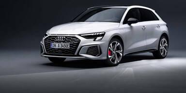 Audi A3 jetzt auch als starker Plug-in-Hybrid