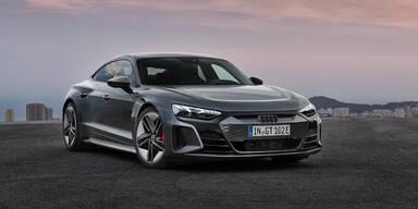 So teuer ist Audis Elektrosportler e-tron GT