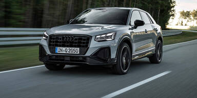 Audi verpasst dem Q2 ein Facelift