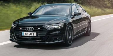 Neuer Audi S8 mit 700 PS ist ein Sprintwunder