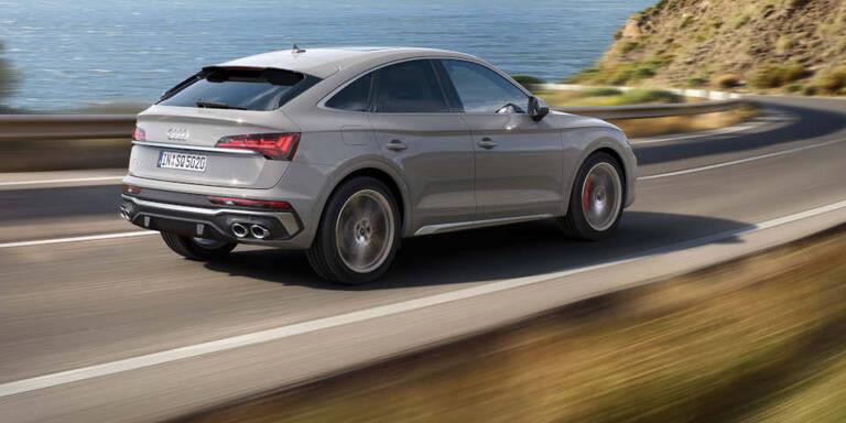 Audi bringt den SQ5 auch als Sportback