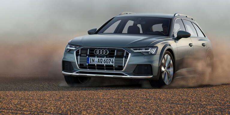 Das ist der neue Audi A6 allroad (2019)