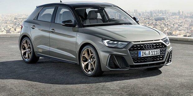 Das Ist Der V 246 Llig Neue Audi A1 Sportback 2018 Alle