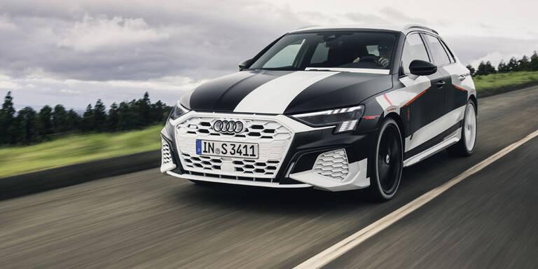 So kommt der völlig neue Audi A3