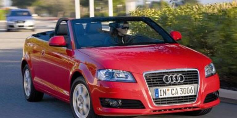 Neues Audi A3 Cabrio im ersten Test