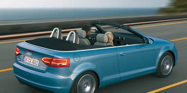 Audi präsentiert A3 Cabrio