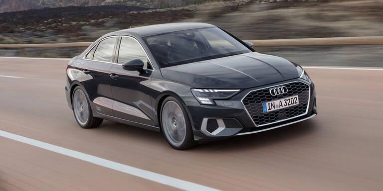 Alle Infos zur neuen Audi A3 Limousine