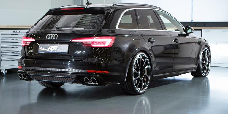 Audi A4 Avant für Dynamiker