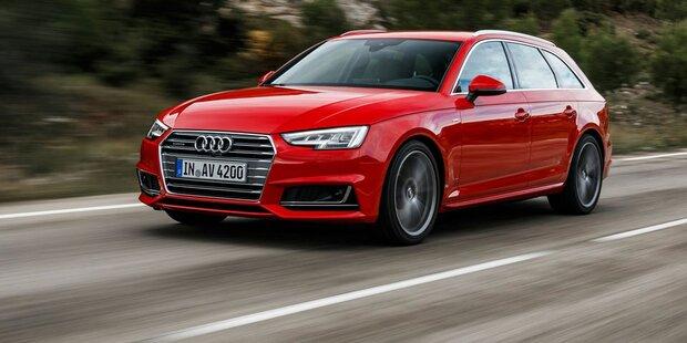 Audi A4 bekommt ein radikales Facelift