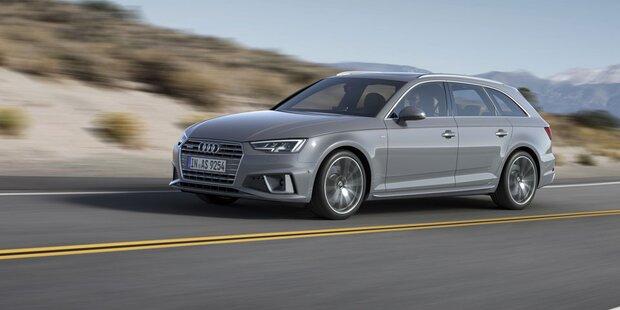 Audi schließt zu Mercedes auf